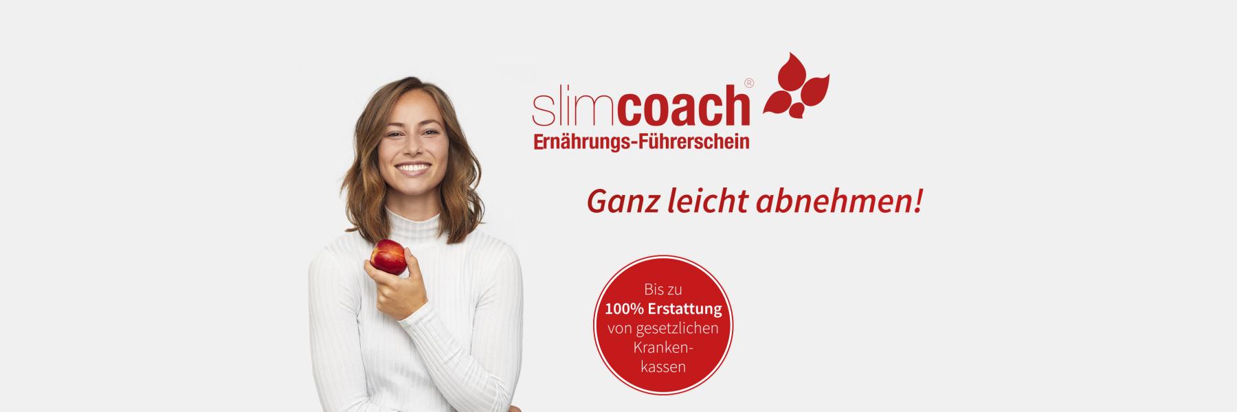 Slim Coach Abnehm App Krankenkasse Erstattung